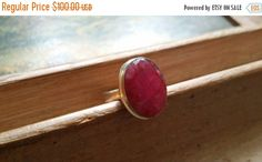 Check out this item in my Etsy shop https://www.etsy.com/listing/514121413/75-off-sale-cherry-ruby-size-8-14-8-ring