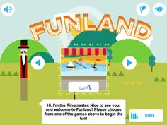 Whats On Iphone : Matmi launches Funland iOS app to teach young non-native English speakers