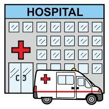 hospital - Buscar con Google Teaching Kindergarten, Teaching Spanish, Nurse Clip Art, Barbie Sisters, Medical Symbols, House Quilts, Community Helpers, Craft Business, English Vocabulary