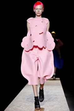 Comme des Garcons Fall Winter Ready To Wear 2012 Paris