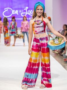 83ª edición de FIMI - Feria Internacional Moda Infantil - moda primavera verano 2017. Oca Loca
