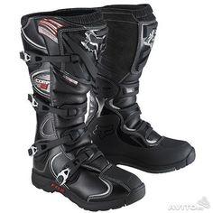 Мотокроссовые ботинки