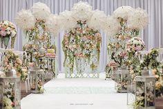 Styled the Aisle | Wedding Ceremony Ideas | bellethemagazine.com