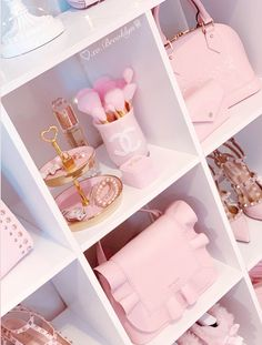 Shop Your Screenshots™ with LIKEtoKNOW. Makeup Room Decor, Makeup Rooms, Chanel Room, Tout Rose, Baby Pink Aesthetic, Accessoires Iphone, Kawaii Room, Glam Room, Cute Room Decor