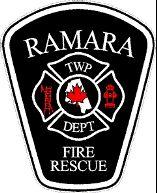 Ramara Township Fire Department Patch