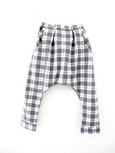 Kids Clothing Week: Sarouel pants