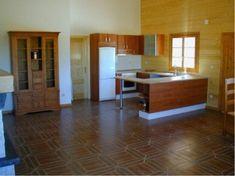 Como construir una casa de madera paso a paso Kitchen, Table, Furniture, Home Decor, How To Build, House Building, Tiny Houses, Prefabricated Home, Wood Frame House