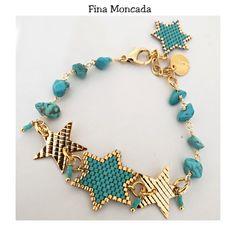 Diy Bracelets Patterns, Beaded Jewelry Patterns, Seed Bead Earrings, Beaded Earrings, Beaded Bracelets, Pewter Art, Bead Jewellery, Beaded Flowers, Fashion Necklace