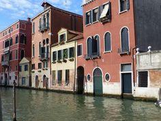 Venetië , Italië  Canal Grande