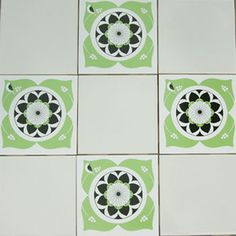 Mibo Tile Tattoos in Bembridge Apple Green. Vinyl decals from several different companies come in many designs and solid colors. You can cover a broken tile or add interest to a backsplash, tub surround, or fireplace. Peel And Stick Tile, Stick On Tiles, Do It Yourself Bathrooms, White Lace Curtains, Parisian Bathroom, Neutral Bathroom, Tile Decals, Vinyl Decals, Wall Decal