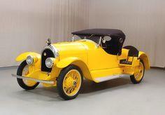 """1920 Kissel Model 6-45 """"Gold Bug"""" Speedster"""