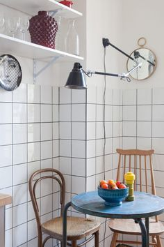 Liselote Watkins Milan home - via Milk décoration