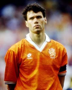 in Marco van Basten made his last appearance for the Dutch national team in a FIFA World Cup qualifier against Poland. The prolific striker scored 24 goals in 58 matches for Football Icon, Best Football Players, National Football Teams, World Football, Football Kits, Soccer Players, Football Soccer, Marco Van Basten, Football Accessories