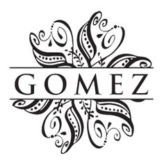 Our Gomez Leaf Monogram Stamp comes with color options to add your own personal touch! Make your customized mark on envelopes, invitations, letters, and more!