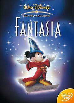 Dvd Fantasia - Walt Disney