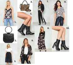Nasty Gal 50% off everything. Even sale. SAY WHAT?!
