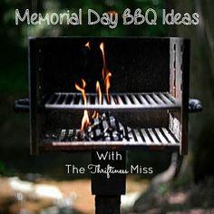 Memorial Day Barbecue Ideas #memorialday #bbq #grilling #ideas