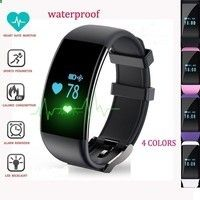 Activity Bracelets Fitness - Activity Bracelets Fitness - Home | DFit D21 Heart Rate Monitor Smartband Waterproof Smart Watch Bracelet Health Activity Fitness Tracker for IOS Android for Christmas Gift Bracelet (Color:Black,White,Pink,Purple) - The benefits of wearing these smart bracelets are not only in your comfort, but also in that they are able to control all your physical progress - The benefits of wearing these smart bracelets are not only in your comfort, but also in that they ...