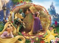 Disney Prinsessa Tähkäpää, 250 palaa