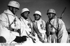 Fallschirmjäger on the Eastern Front