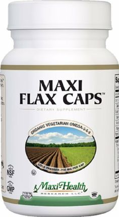 Maxi Flax Caps, 750mg, 180-Count by Maxi. $29.04. What is flax seed oil and what are the benefits?flax seed oil is a natural oil (also known as linseed oil) which is highly recommended for the general well being and whole body nutrition and is considered to be nature's vegetarian, richest source of omega-3 fatty acids that are required for the health of almost all body systems.flax seed oil contains omega-6 and omega-9 essential fatty acids, b vitamins, potassium, lecithin, magne...