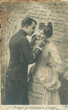 I ♡ Vintage Photos Antique Photos, Vintage Pictures, Vintage Photographs, Old Pictures, Vintage Images, Old Photos, Vintage Romance, Vintage Love, Vintage Beauty