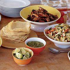 Salsa Verde Recipe  - Sue Torres | Food & Wine