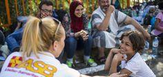 Unsere Bündnisorganisationen leisten Hilfe für Flüchtlinge auf der Balkan-Route. Erfahrt hier mehr zu den Maßnahmen und den Herausforderungen!