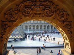 Le Louvre, París - DIC 2009