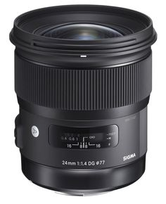Sigma 24mm f/1.4 DG HSM I A