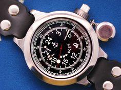 Russian dive watch