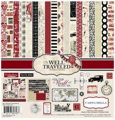 Well Traveled - Carta Bella