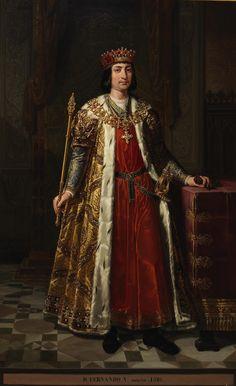 Spanish King, Spanish Royal Family, Aragon, Ferdinand, Royal Monarchy, Top Paintings, King Outfit, Spanish Royalty, Madrid