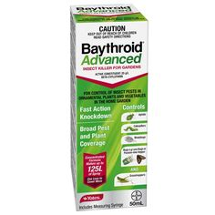 Yates 50ml Baythroid Advanced Insect Killer for Gardens | 1004
