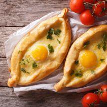 Ma recette du jour : Egg Boat  sur Good-recettes.com