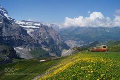 http://ift.tt/1ZY8ZTJ #Nature breathtaking #Photos Jungfraujoch.jpg by annagalacollection http://ift.tt/1TIp8aS