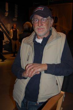 Stephen Spielberg -  Madame Tussauds Wax museum, Hollywood