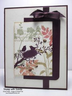 World of Dreams, PP213 & TSSC331 by stampwithsandy - Cards and Paper Crafts at Splitcoaststampers