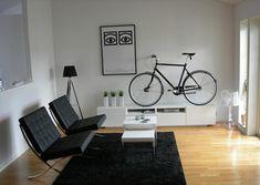 living room   bicycle