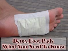Detox Foot Pads – What You Need To Know Homeopathic Remedies, Home Remedies, Natural Remedies, Holistic Healing, Natural Healing, Heavy Metal Detox, Health And Beauty Tips, Beauty Tricks, Foot Pads