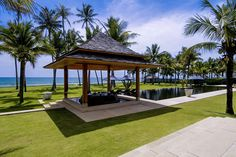 Phuket Holiday ViIla #phuket #thailand #asianluxuryvillas _____________________ The beachfront residences at this villa provide guests with luxurious accommodation in a relaxed and exotic beachfront location on one of Thailands most pristine stretches _____________________ click link in bio for more info _____________________ - - - - - #thailandinsider #luxuryvilla #luxuryworldtraveler #thegoldlist #bestvacations #forbestravelguide #cntraveler #luxurytravel #luxuryvacation #luxurydestination…