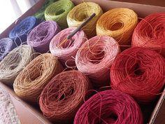 Ravelry: like Sophie Digard Scarves :Teoriya Original Linen Freeform Crochet, Crochet Art, Thread Crochet, Crochet Scarves, Crochet Motif, Crochet Blocks, Modern Crochet, Crochet Stitches Patterns, Crochet Accessories