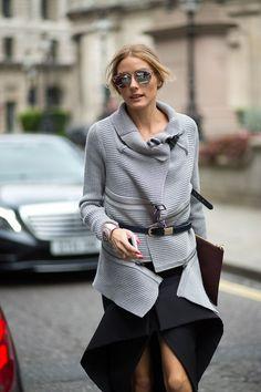 London Calling: Street Style Spring 2015, Fashion Week, Olivia Palermo