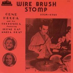 Wire Brush Stomp [CD], Adult Unisex