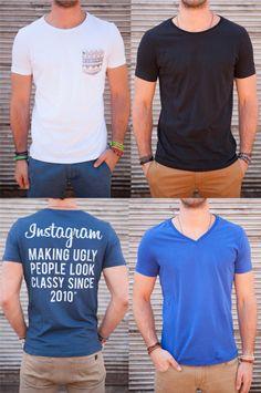 Key Design, camisetas e acessórios masculinos feitos com perfeição