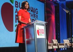 How Michelle Obama made wellness a national conversation