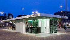 Een buitenbar voor Tilburgs plein - architectenweb.nl