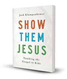 Teachers are crazy about this new book from Serge, designed to help them teach the gospel to kids more naturally. Sunday school teachers, children's ministry workers, and even pastors would love to find this in their stocking. #showthemjesus