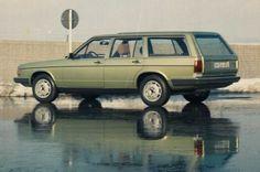 OG | 1976 Audi 100 C2 Kombi | Full-size prototype