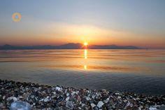 Sunset in Loutraki !!!!